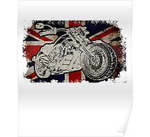 Funny Cafe Racer Lover Quotes Gift, Original Triton T-Shirt Poster
