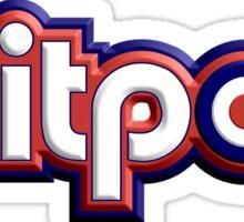 Britpop  Sticker