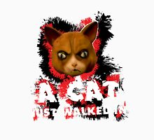 Mad Dogs Cat Shirt Unisex T-Shirt