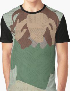 Cassandra Cillian - The Librarians Graphic T-Shirt