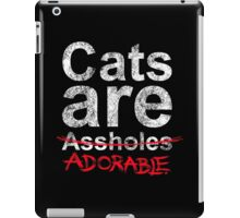 Cats are.... iPad Case/Skin