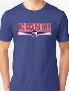 NEW YORK GIANTS LOGO Unisex T-Shirt