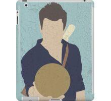 Jake Stone - The Librarians iPad Case/Skin