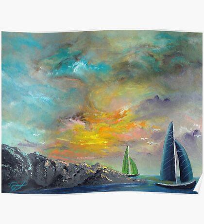 Easy Sailings Poster