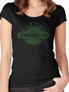 The Nebuchadnezzar Women's Fitted Scoop T-Shirt