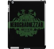 The Nebuchadnezzar iPad Case/Skin