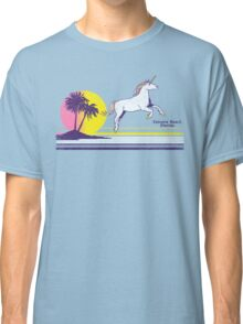 Unicorn Beach Classic T-Shirt