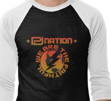 PJ Nation - 2016 Edition Men's Baseball ¾ T-Shirt