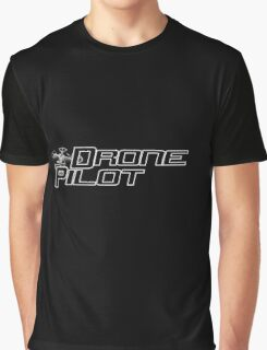Drone Pilot Special Graphic T-Shirt