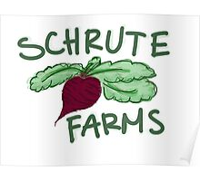 Schrute Farms Poster