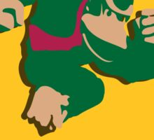 Donkey Kong - Super Smash Brothers Sticker