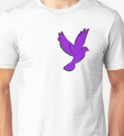 Purple Dove Unisex T-Shirt