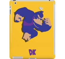 Donkey Kong - Super Smash Brothers iPad Case/Skin