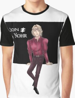 Supermodel Xander Graphic T-Shirt