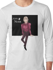 Supermodel Xander Long Sleeve T-Shirt