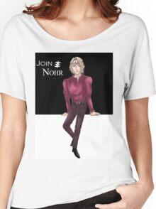 Supermodel Xander Women's Relaxed Fit T-Shirt
