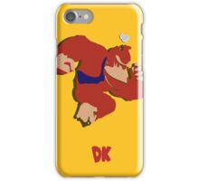 Donkey Kong - Super Smash Brothers iPhone Case/Skin