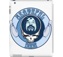 The Grateful Dude iPad Case/Skin