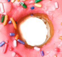 Donut A Chi O Sticker