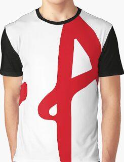 A - Pretty Little Liars Graphic T-Shirt