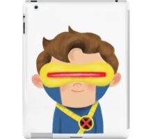 X-Men Animated Series: Cyclops iPad Case/Skin