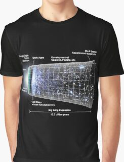 WMAP: Our Inflationary Universe Graphic T-Shirt