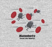 Nanobots - Small But Mighty! One Piece - Long Sleeve