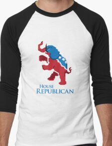 House Republican Men's Baseball ¾ T-Shirt