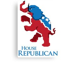 House Republican Canvas Print