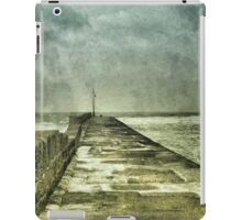 Arriving and Departing, all at the Same Time iPad Case/Skin