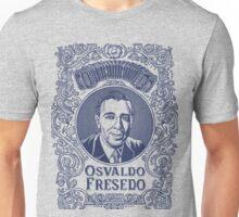 Osvaldo Fresedo in Blue Unisex T-Shirt