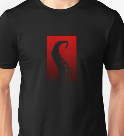 Red Hook Tentacle Logo Unisex T-Shirt