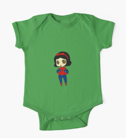 SUPERHERO PRINCESS One Piece - Short Sleeve