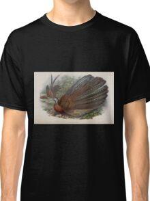 Birds of Asia John Gould 1883 V1 V7 510 Argusianus Argus Classic T-Shirt
