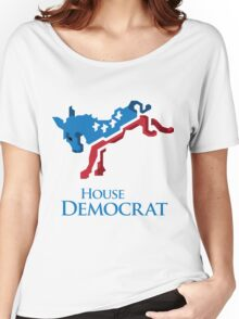 House Democrat Women's Relaxed Fit T-Shirt