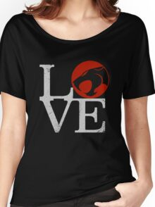 LOVE HOOOOO! Women's Relaxed Fit T-Shirt