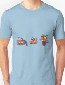 Litten Sticker Pack T-Shirt