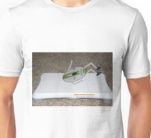 Slipped disc Unisex T-Shirt