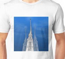 Cathedral illustration Unisex T-Shirt