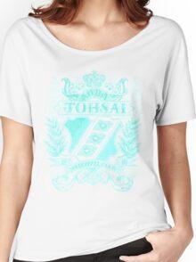 Haikyuu Team Types: Fancy Aoba Johsai  Women's Relaxed Fit T-Shirt