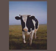 Cute Dutch Cow Baby Tee