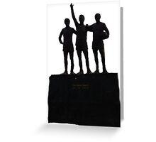 United Trinity Greeting Card