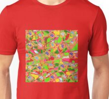 Flower Countryside Counterpane Unisex T-Shirt