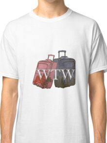 The Well-Traveled Weddeds Classic T-Shirt