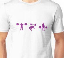 Powerlifting Unisex T-Shirt