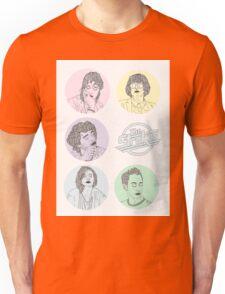Cirque de Strokes Unisex T-Shirt