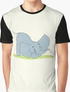 Little Friends Graphic T-Shirt