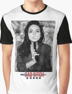Lindsay Lohan - GUN. Graphic T-Shirt