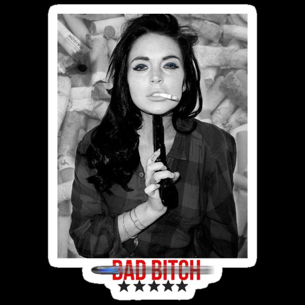 Lindsay Lohan - GUN. by Farisx93