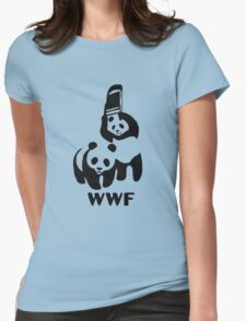 WWF Womens Fitted T-Shirt